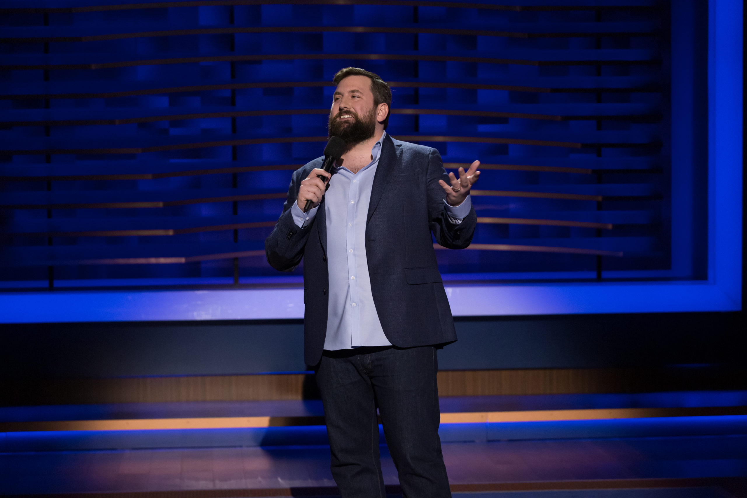 GARRETT MAKES TV DEBUT ON CONAN - Thursday, December 5th, 2019
